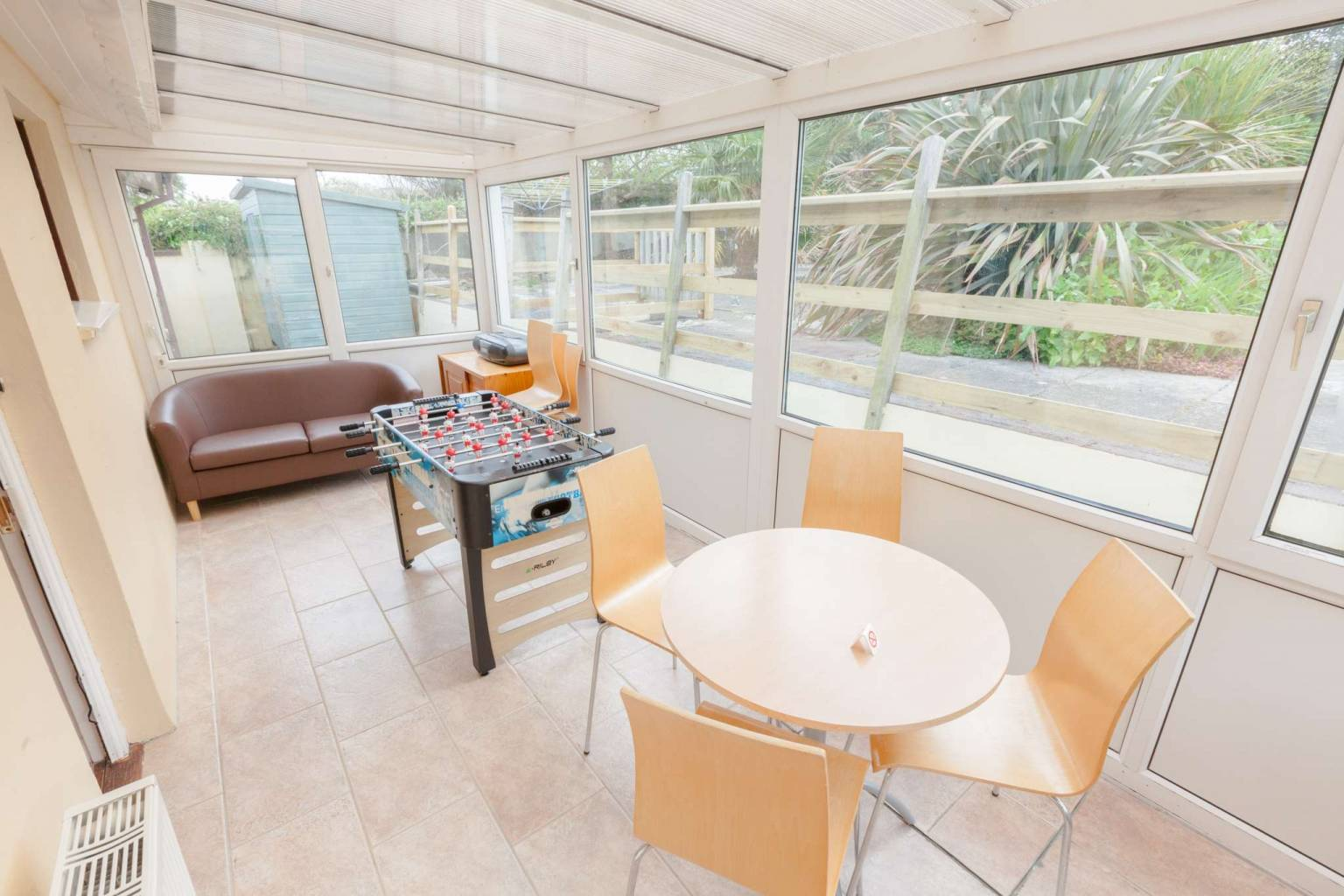 Westmount Haven Holiday Home - Conservatory 2