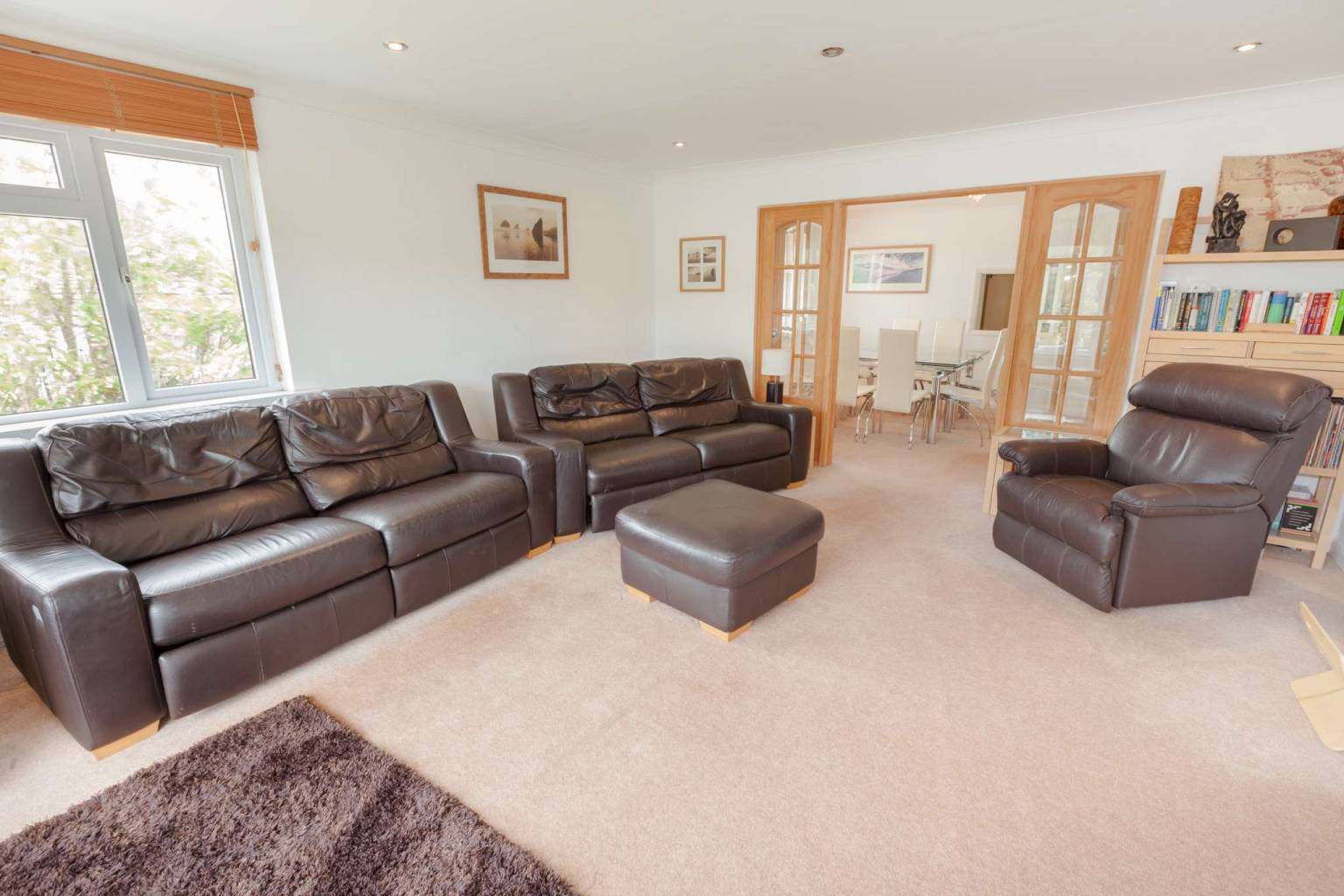 Westmount Haven Holiday Home - Sitting Room